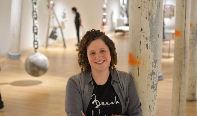 The Unexpected Path: Mass MoCA curator Denise Markonish