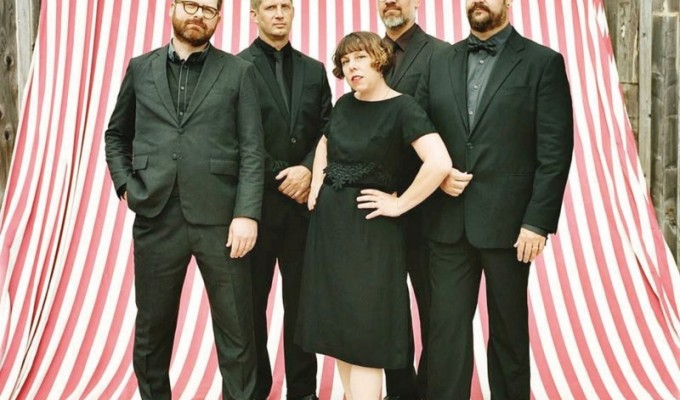 The Decemberists: Jenny Conlee