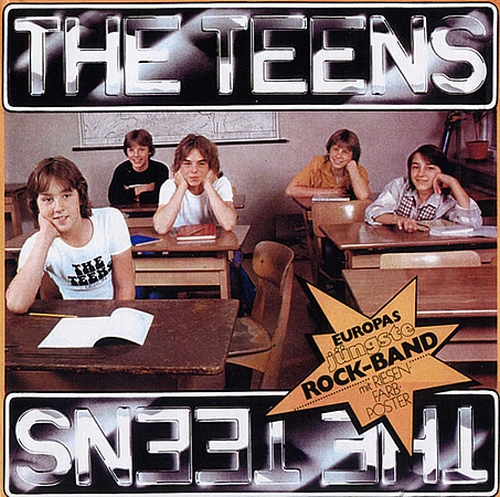 The Teens-1978 The Teens.jpg