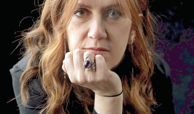 Director Stacy Cochran has entered thebuilding